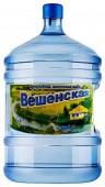 Вода Вёшенская родниковая 19 литров