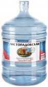Вода Листопадовская 19 литров