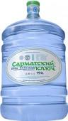 Вода Сарматский ключ 19 литров