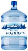 Вода Природный родник 19 литров