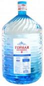 Вода Горная вершина 19 литров Одноразовая тара