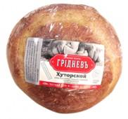 Хлеб ГРИДНЕВЪ пшенично-ржаной Хуторской
